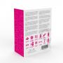 Vibrador estimulador viaje rosa Moressa IVY